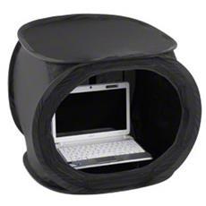 Pop-Up Laptop Tent 50x50x50cm super black