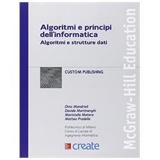 Algoritmi e principi dell'informatica