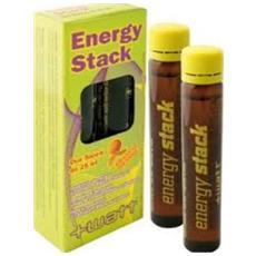 Energy stack 2 fiale da 25 ml limone