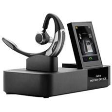 Motion Office, USB, Sovraurale, Nero, Argento, Monofonico, Aggancio, NFC / Bluetooth