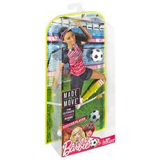Bambola Barbie Sport
