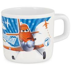 Tazza Melamina Disney Planes Cc220 Prima Colazione