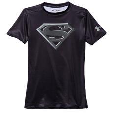 T-shirt Bambino Ua Alter Ego Basela Xl Nero Grigio