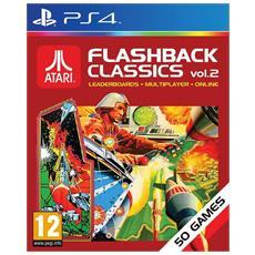 Ps4 Atari Flashback Classics Vol. 2 Playstation 4