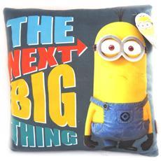 decorazione di interni cuscino '' giallo blu verde (35 cm) - la prossima grande cosa - [ m9076]