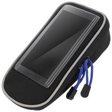 Supporto Bici Smartphone + Tasche Impermeabile 360° Universel Devia Nero