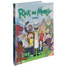 Rick And Morty - Stagione 02 (Mediabook Combo CE) (Blu-Ray+2 Dvd) - Disponibile dal 19/09/2018