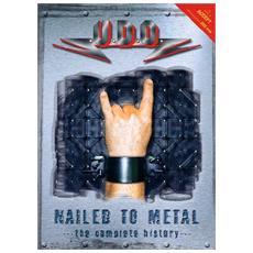 U. D. O. - Nailed To Metal