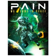 Dvd Pain - We Come In Peace (+2cd)