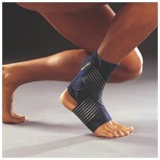 Cavigliera elastica con bendaggio a 8taglia unica