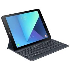 Book Cover Keyboard per Galaxy Tab S3 - Grigio
