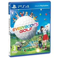 SONY - PS4 - Everybody's Golf 7