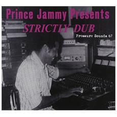 Prince Jammy - Presents Strictly Dub