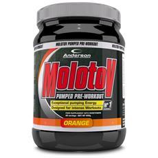 Molotov [600 G] Gusto Cola - Pre Workout Energia Esplosiva