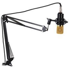 Nb - 35 Microfono Di Registrazione Estensibile Sospensione Braccio A Braccio A Forbice Supporto Per Asta Con Morsetto Di Montaggio A Clip Per Microfono