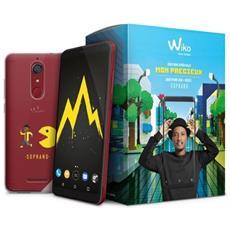 Smartphone, Schermo 5,7pollici Hd, 32gb, Con Cover Soprano