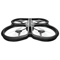 AR. Drone 2.0 Elite Edition Neve Cam HD Wi-Fi controllo Wi-Fi da Smartphone e Tablet