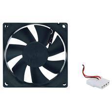 Fan F / Pc 80x80x25mm Molex Series 8981 4pin