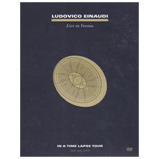 Dvd Einaudi - Live In Verona - In A Time