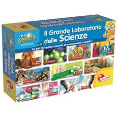 56378 - Piccolo Genio Il Grande Laboratorio Delle Scienze