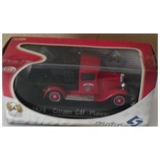 4829 Citroen C4f Pompieri Cassonato 1/43 Modellino