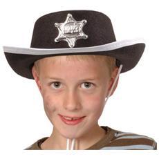 Cappello Cow Boy in Feltro per Bambino
