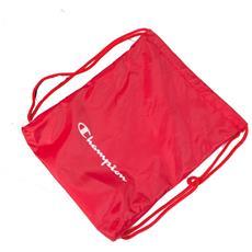Borsa Gym Nylon Unica Rosso