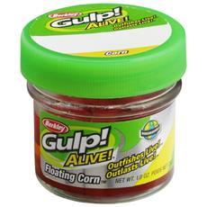 Mais Finto Gulp! Alive Floating Corn Giallo Unica