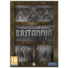 PC - Total War Saga : Thrones of Britannia