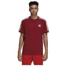 3 Stripes T-shirt Uomo Taglia Xxl