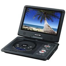 "BDVD-1093, 22,86 cm (9"") , 16:9, AVI, DIVX, MP4, MPG, RMVB, VOB, MP3, WMA, JPG, Memory Stick (MS) , MMC, SD"