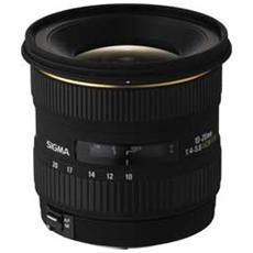 Obiettivo 10-20 mm F / 4-5.6 AF EX DC HSM Attacco Canon EF-S