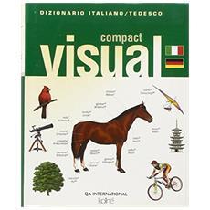 Compact visual. Dizionario italiano-tedesco