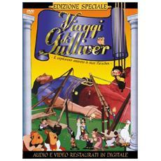 Dvd Viaggi Di Gulliver (i) (1939)