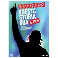 Dvd Rossi Vasco - Questa Storia Qua