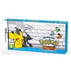 NDS - Impara con Pokemon: Avventura tra i Tasti