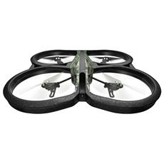 AR. Drone 2.0 Elite Edition Jungle Cam HD Wi-Fi controllo Wi-Fi da Smartphone e Tablet