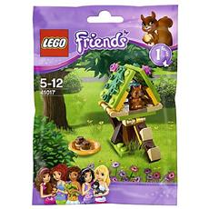 Lego 41017 - Friends - Animals Scoiattolo (Bustina)