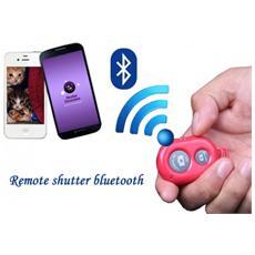 Telecomando A Portachiavi Per Autoscatto Bluetooth Pulsante Per Selfie Tascabile