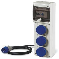 63035061057 - Quadro Distribuzione Portatile Block3