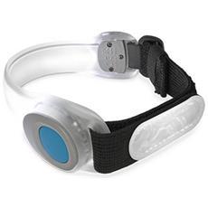 Luce Braccio Safety Armband Light Unica Bianco