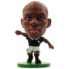 calcio figurine 'abou diaby' fff - team france - [ n6387]