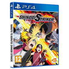 PS4 - Naruto Boruto Shinobi Striker - Day one: 2018
