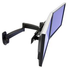 """Braccio da Muro Serie 200 Dual Monitor per LCD fino a 22"""" e 5.9kg"""