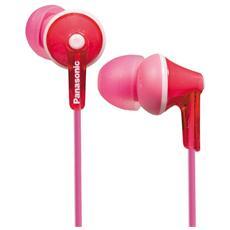 Cuffie Auricolari In-Ear Colore Rosa
