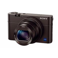 Cyber-Shot DSC-RX100M3 Nero Sensore CMOS Exmor R 20Mpx Zoom Ottico 2.9x Display 3' Filmati Full HD Stabilizzato Wi-Fi