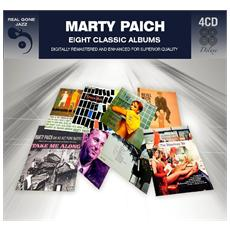 Marty Paich - 8 Classic Albums (4 Cd)