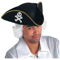 Cappello Pirata In Feltro Cf1