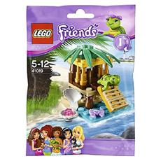 Lego 41019 - Friends - Animals Tartaruga (Bustina)