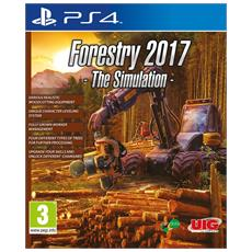 Ps4 Forestry 2017 Playstation 4